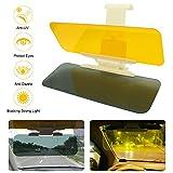 CAR-REP Auto Blendschutz Windschutzscheibe Sonnenblende Extender 2 in 1 für Tag- und Nachtgebrauch...