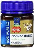 Manuka Health - Manuka Honig MGO 250 + 250g - 100% Pur aus Neuseeland mit zertifiziertem...