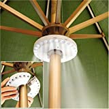 LED Sonnenschirmlampe Umbrella Light