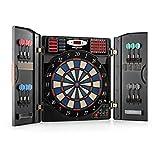 OneConcept Masterdarter • Dartautomat • elektronische Dartscheibe • E-Darts • Spielcomputer...