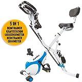 skandika Foldaway X-1000 lite/X-2000 /X-3000 Fitnessbike Heimtrainer X-Bike F-Bike Klappbar mit...