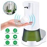 FITA Automatischer Seifenspender, 350ML Seifenspender Automatisch Sensor Infrarot Schaum...