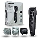 Panasonic ER-GB62 Bart-/ Haarschneider mit 39 Schnittstufen, Bartschneider für Herren, inkl....