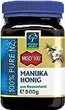 Manuka Health aktiver Manuka-Honig MGO 100+, 1er Pack (1 x 500 g)