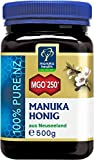 Manuka Health - Manuka Honig MGO 250+ (500 g) - 100% Pur aus Neuseeland mit zertifiziertem...