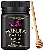 Manuka Honig | MGO 514+ (UMF 15+) | 500g | Das ORIGINAL aus NEUSEELAND | HOCHAKTIV, PUR, ROH &...