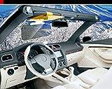 Auto Sonnenbrille & Nachtsicht Brille 2 in 1 Auto Blendschutz Autofahren HD Sonnenblende...