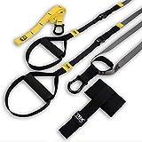 TRX Training – GO Suspension Trainer-Kit, Der leichteste und kleinste Suspension Trainer –...