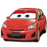 MFEIR Disney Car Red Auto Sonnenblende Sonnenschutz Frontscheibe Blendschutz Windschutzscheibe...