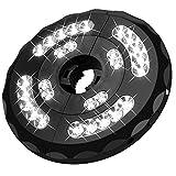 Sonnenschirm Licht, LUCKYDIY Verbesserte 28 LED Sonnenschirm Lichter mit drei Beleuchtungsmodi und...
