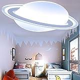 ZZOOK LED Deckenlampe Planeten Erde Pferd Kinderzimmer Planetenrührwerk Modellierung Planetenlicht...
