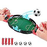 Kriogor Mini Tischkicker Kinder, Tischspiele Fußball Tischfußball für Jungen Mädchen Familie