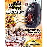Starlyf Fast Heater Tragbare und leistungsstarke Mini-Heizung mit Thermokeramik- Technologie -...